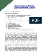 Teori Mimpi Dalam Perspektif Psikologi Sufi Ibn Arabi dan Psikoanalisis Sigmund Freud.docx