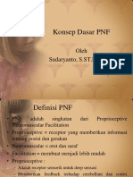 Konsep Dasar PNF