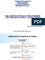 Tema2 Mediciondedistanciayteoriadeerrores