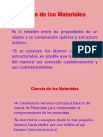Ciencia Materiales Powerpoint