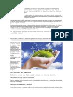 Informacion Ambiental