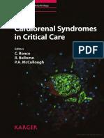 Síndromes Cardiorenales en UCI