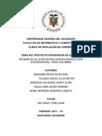 Universidad Agraria Del Ecuadaor