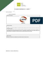 PERFIL DE NEGOCIO C+BONE 1.0