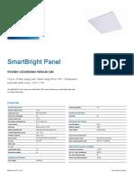 _ RC099V LED26S_840 W60L60 GM _  _ SmartBright Panel ___ Philips