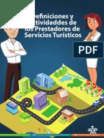 Definicion y Prestadores de Servicios Turisticos