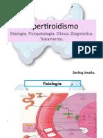 Hipertiroidismo Clase 1