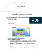 Aula 1 - Definição e Classificação de Resíduos Sólidos