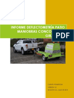 Informe Deflectometria Conconcreto Girardota