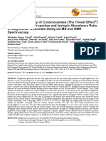 Trivedi Effect - Effect of the Energy of Consciousness (The Trivedi Effect®) on the Structural Properties and Isotopic Abundance Ratio of Magnesium Gluconate Using LC-MS and NMR Spectroscopy
