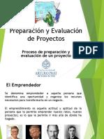 1 Proceso de Preparacin y Evaluacin de Un Proyecto