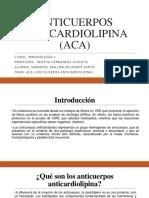 Anticuerpos anticardiolipina