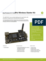 Wstk6202 EZR32LG 915MHz Wireless Starter Kit