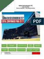 Edital-Verticalizado-TST_Técnico_Judiciário_Área_Administrativa