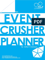 Event Crusher Planner
