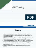 BGP Training