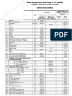 Project Expenses Sheet