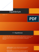 Equilibrium power point