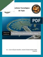 Volumen de Escurrimiento Medio Anual (Vema) Medina Parra Edgar Esteban 15400226