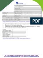 iscscs bank account details - gst