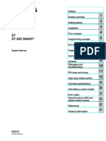 S7-200 SMART System Manual V2.1