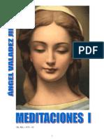 Meditaciones I