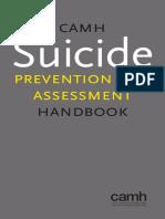 Camh Suicide Prevention Handbook