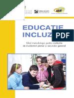 Educatia Incluziva Suport Metodic