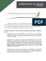 Procès Amiante CHI de Pontarlier