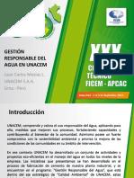 Gestion Responsable Del Agua (Jcmv4)