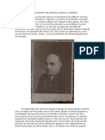 Breve Biografia Abundio Andaluz