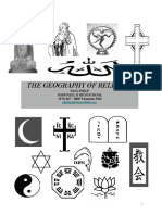 Geography of Religions Reader