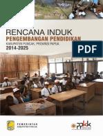 Rencana Induk Pembangunan Pendidikan Puncak