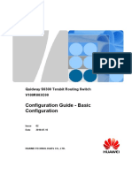 Huawei Guide - Basic Configuration Copy