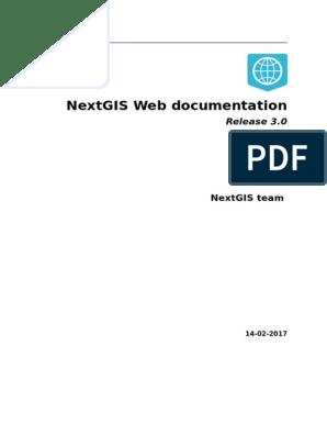 Next Gis Web | World Wide Web | Technology