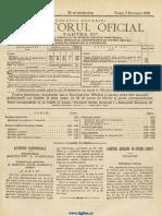 Monitorul Oficial 7 Feb 1930
