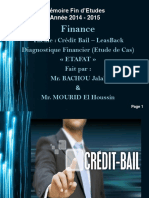 Exposé Crédit Bail