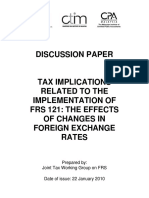 6. DP_Tax Implications on FRS 121-The Effects of Changes in Foreign Exchange Rate