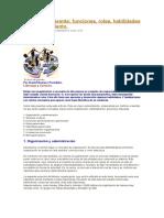 El Oficio de Gerente Roles, Funciones y Hábitos.doc