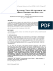 A CLASS OF BOUNDARY VALUE METHODS FOR THE COMPLEX DELAY DIFFERENTIAL EQUATION