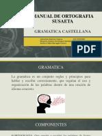 Manual de Ortografia Susaeta