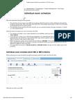 English Manual Individual Exam Schedule – ICTS KU Leuven