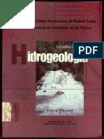 Geolibrospdf Introduccion a La Hidrogeologia Werner