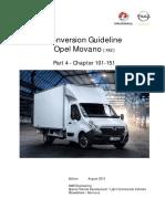 Manual (Master 2014)Movano Opel
