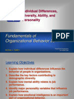 Chapter 2 Individual Differences, Mental Ability