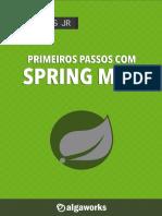 Primeiros Passos Com Spring MVC
