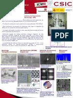 TEC-Microscopia Electronica de Transmision