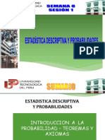 PPT  Introducci≤n a la probabilidad
