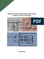 Memoria de Calculo de Red Hidraulica%2csanitaria y Pluvial. (2)