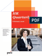 2016 PWC Q1 HR Quarterly